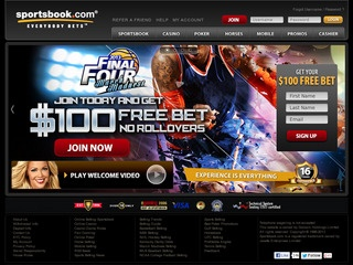 Sportsbook.com - Online Sports Book